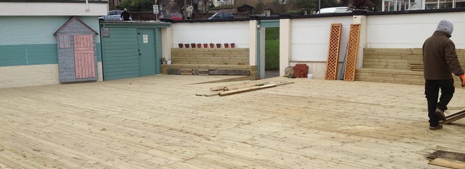Driveways, Decking and Landscaping